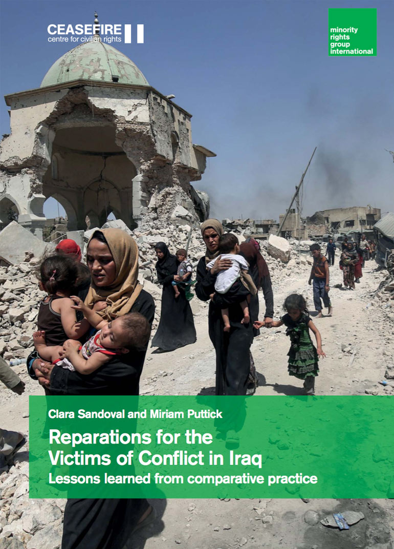 Reparations for the victims of conflict in Iraq – new report