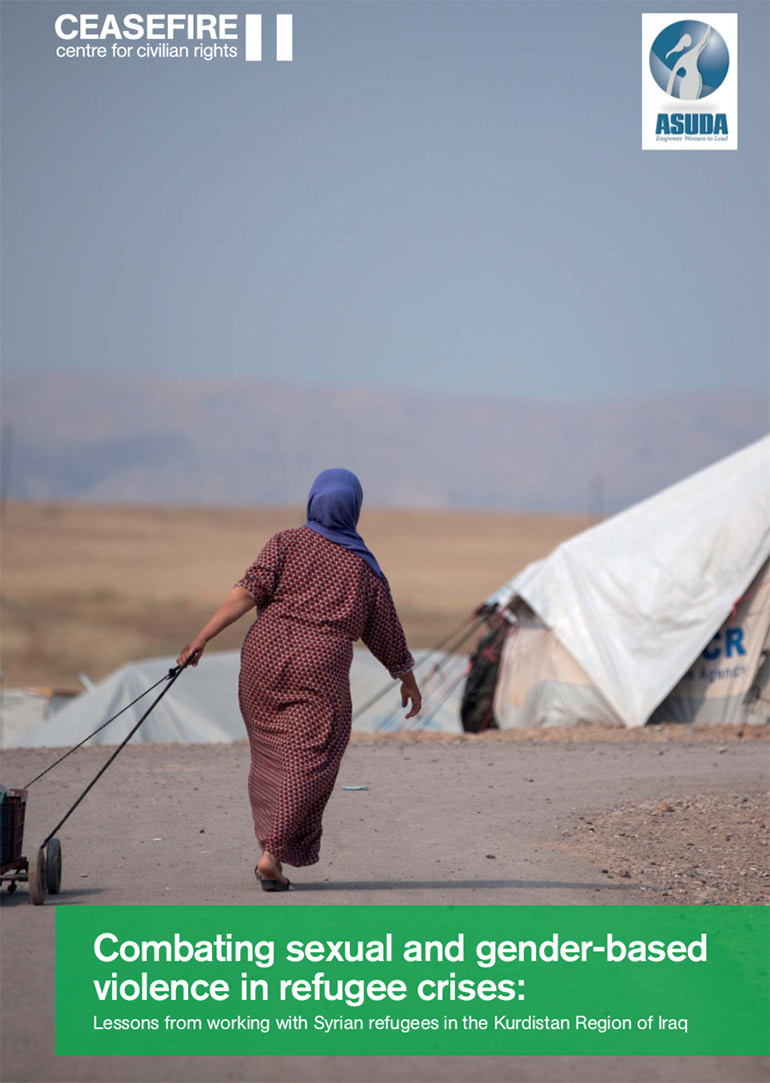 Study finds displacement, economic hardship drive domestic abuse among Syrian refugees in Iraq
