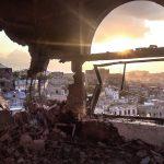 Taiz - explosive weapons
