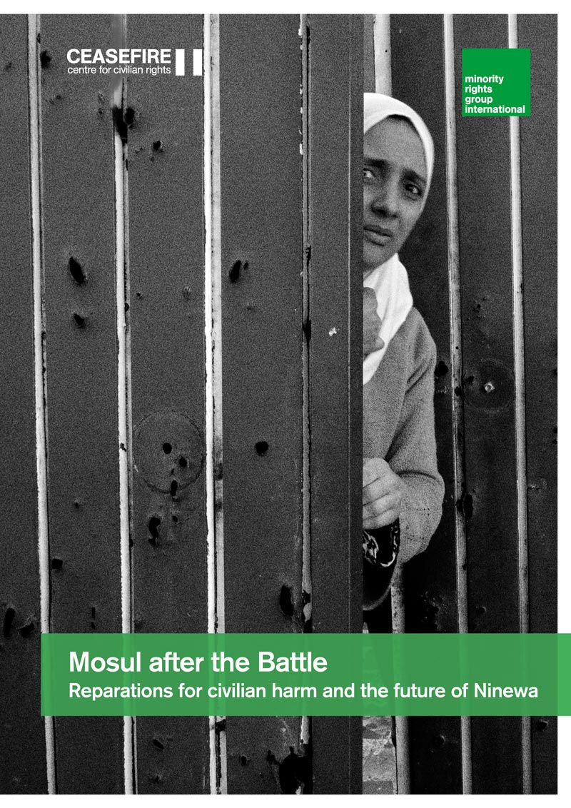 Two years after 'liberation,' civilians in Mosul denied justice, reparations – new report