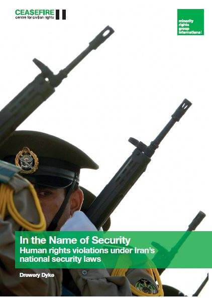 In the name of national security, Iranians pay a heavy price – new report
