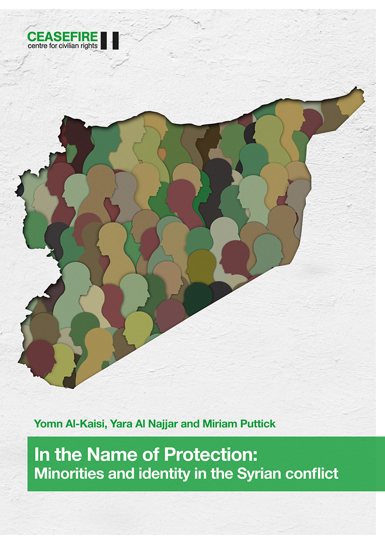 Syria's minorities used in war of narratives, at the cost of civilian lives – new report